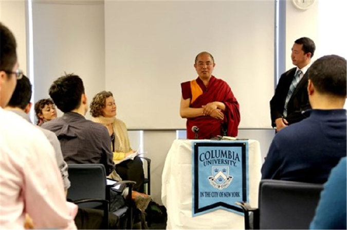 藏傳佛教的包容性
